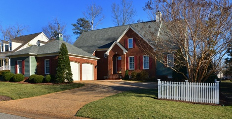 127 South Turnberry, Ford's Colony in Williamsburg, VA.