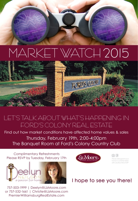 Fords Colony Market Watch 2015